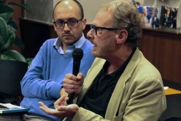 Con Simone Gambacorta